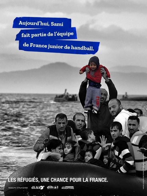 Réfugiés - Chance pour la France