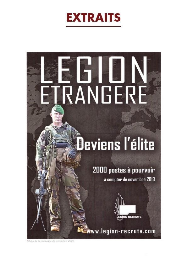 Recrutement Légion