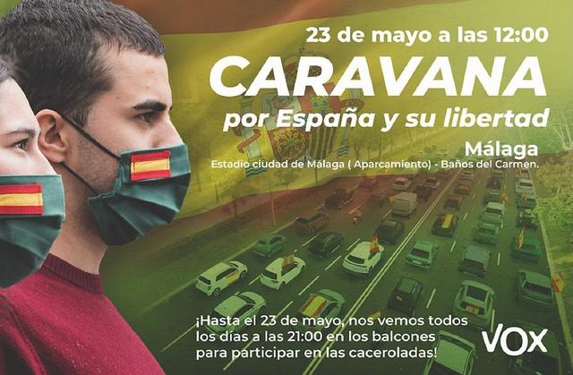 Vox - Caravana - 23 mai 2020