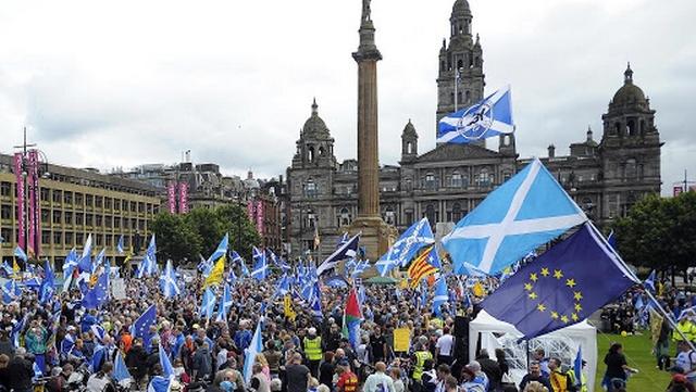 Écosse - Indépendance