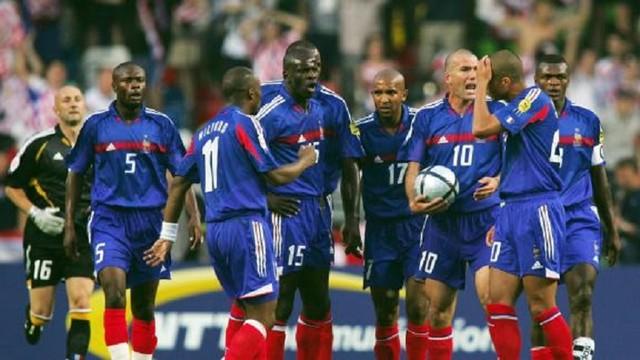 Équipe France football