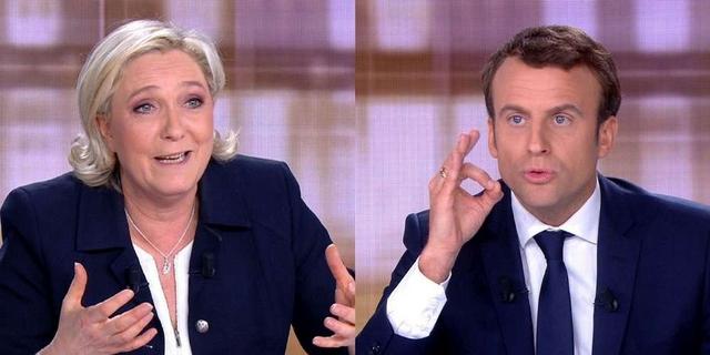 Débat Marine Le Pen - Emmanuel Macron