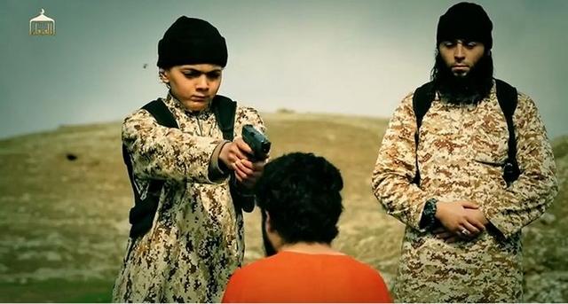 Enfant Daesh