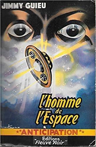 Jimmy Guieu - Homme espace