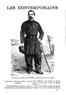 Lieutenant-colonel Paul-François-Xavier Flatters