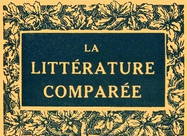 Littérature comparée