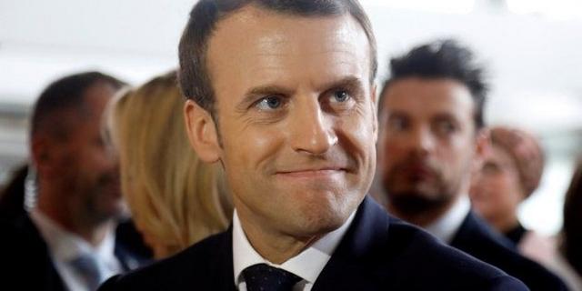 Macron - Satisfecit
