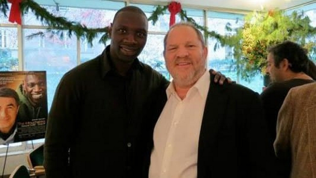 Omar Sy - Harvey Weinstein