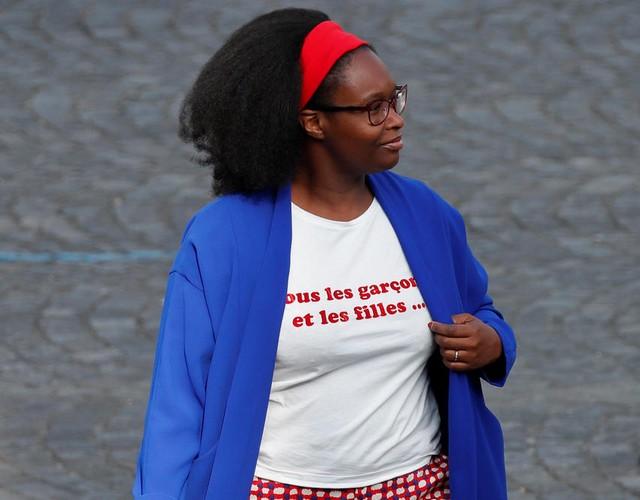 Sibeth Ndaye - Tenue vestimenataire