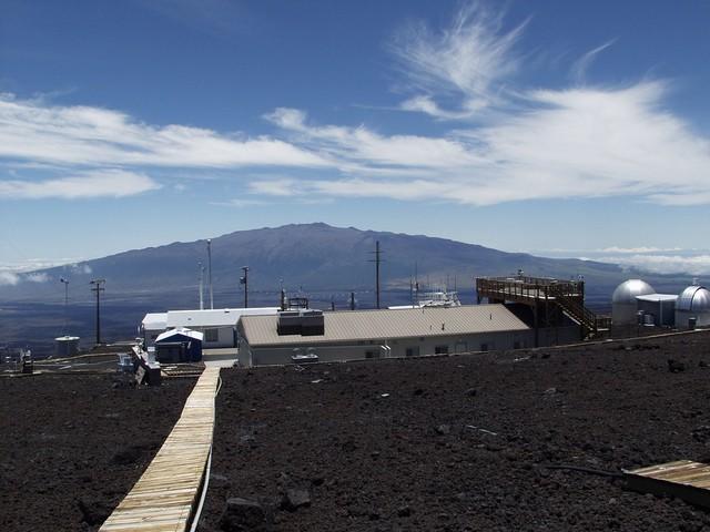 Station Mauna Loa - Hawaï