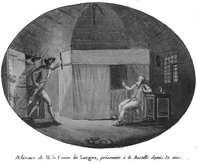 Comte Lorges Bastille
