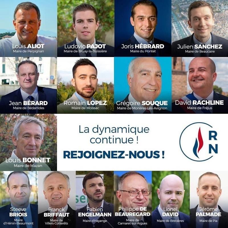 Maires Rassemblement National