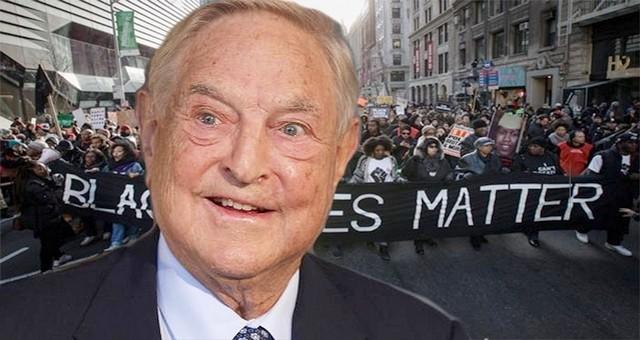 Soros - Black lives matter