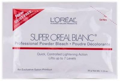 Super Oréal Blanc