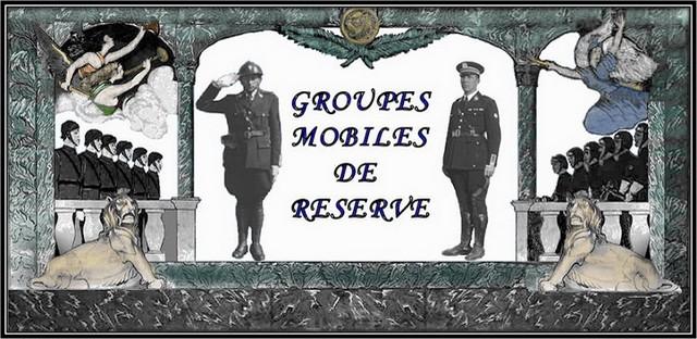 Groupes Mobiles Réserve - GMR