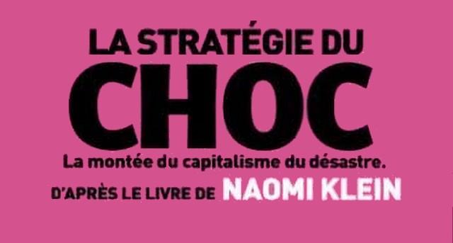 Noami Klein - Stratégie choc