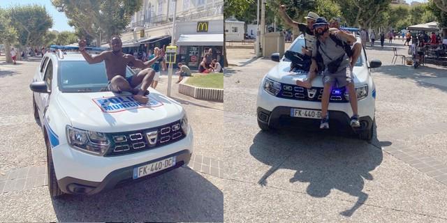 Police municipale Cannes