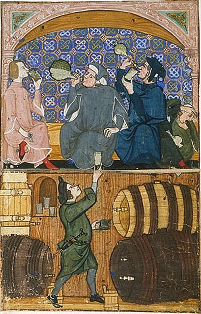 Auberge Moyen-Âge