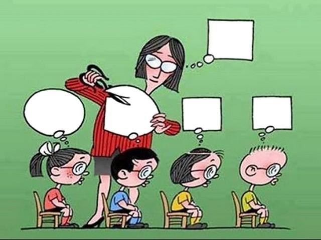Formatage - endoctrinement - école