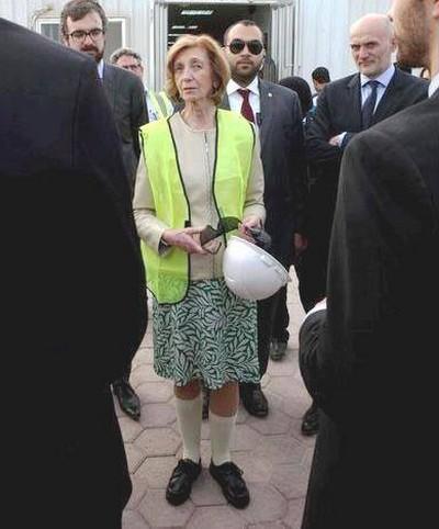 Nicole Bricq - ex-ministre du commerce extérieur de François Hollande
