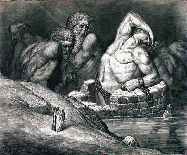 Dante - Divine comédie