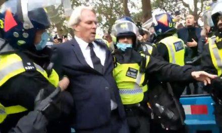 En France tribune censurée, en Angleterre arrestation de médecins!