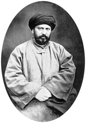 Jamal-Al-Din-Al-Afghani-franc-macon-chiite-agent-anglais