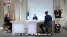 Macron annonce couvre-feu - 14 octobre 2020