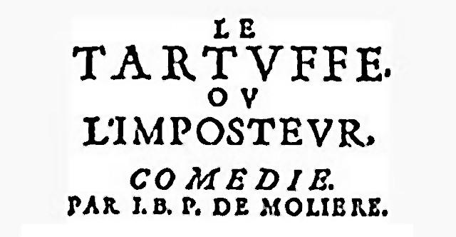 Molière - Tartuffe ou Imposteur
