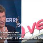 Montebourg fustige l'oligarchie qui se partage les dépouilles de la France