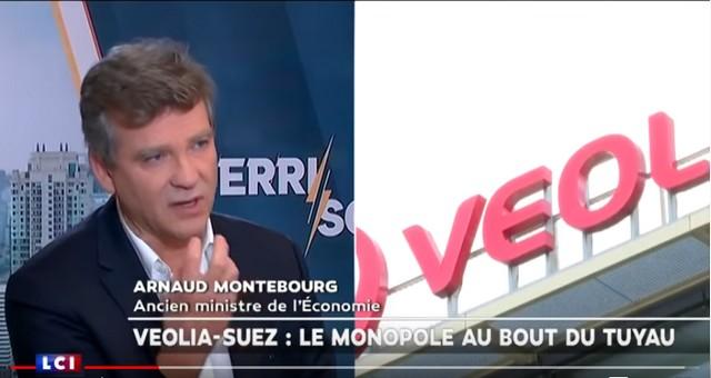 Montebourg fustige oligarchie