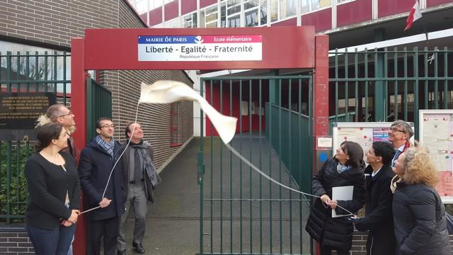 École laïque - Liberté Égalité Fraternité
