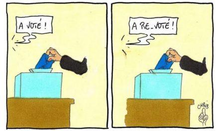 """Fraude électorale: une institution aux<span class=""""caps"""">USA</span>"""