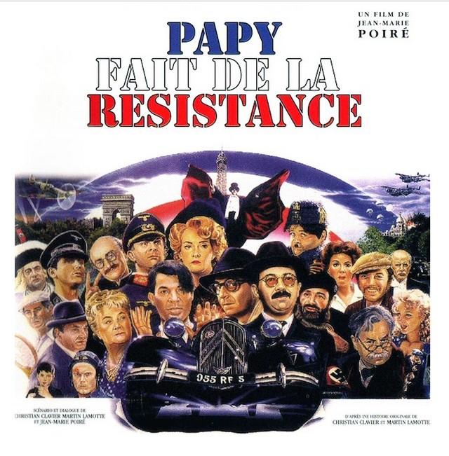 Papy fait résistance- Film