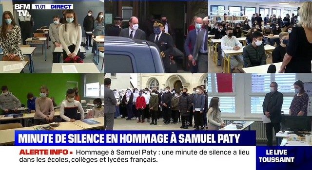 Paty-minute-silence