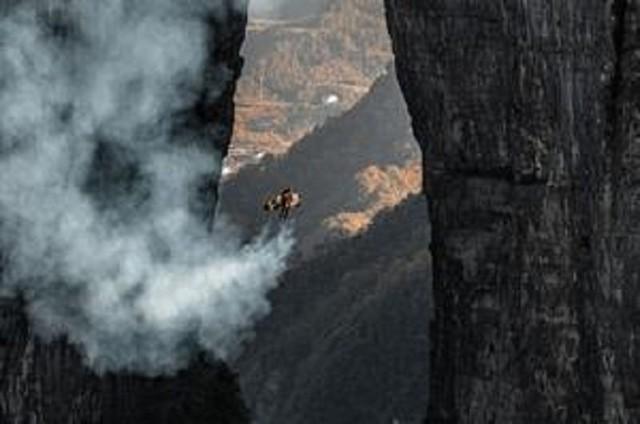 Vince Reffet - Mont Tianmen