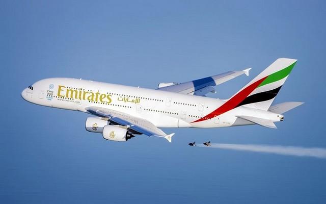 Vince Reffet - Vol airbus Emirates
