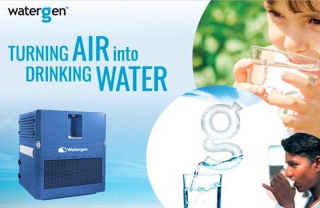 Watergen - Air Eau