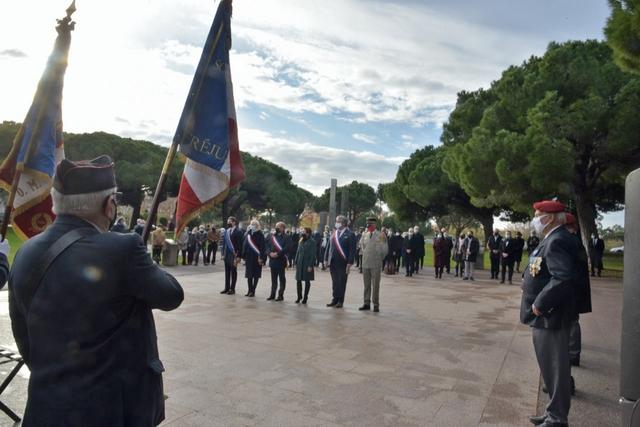 Commémoration catastrophe barrage Malpasset