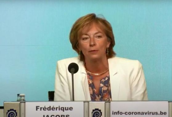 Frédérique Jacob