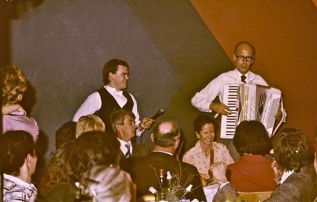 Giscard Estaing - accordéon