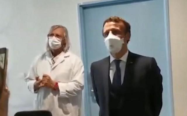 Macron Raoult