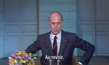 Après un interminable au revoir de 39 ans, l'adieu de Valéry Giscard d'Estaing