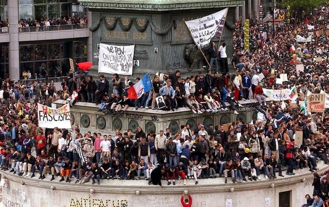 Bastille - mai 2002