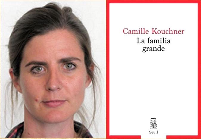 Camille Kouchner - La familia grande
