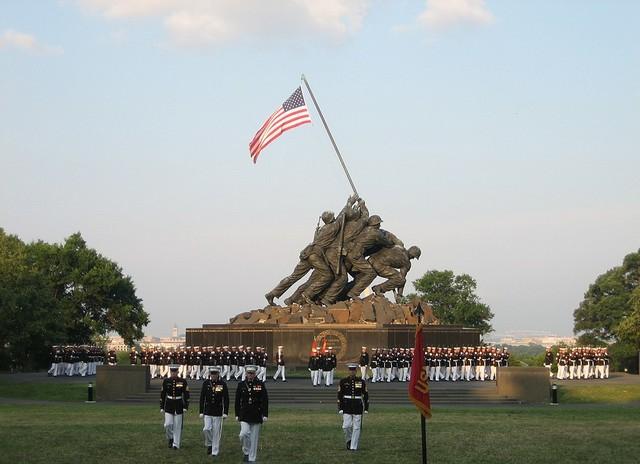 USA - Mémorial Iwo-jima