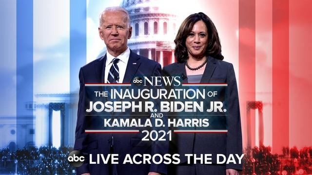 Washington - Intronisation Biden - Kamal Harris