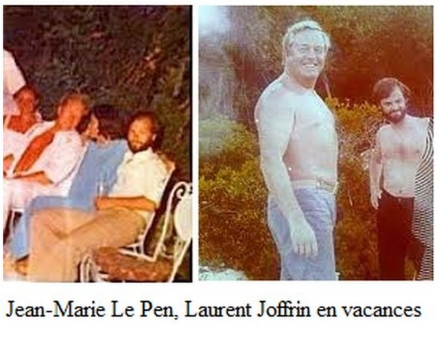 Laurent Joffrin - Jean-Marie Le Pen