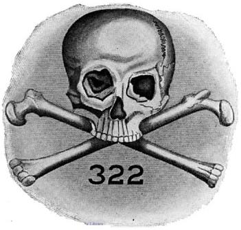 Skull Bones - Yale - 322