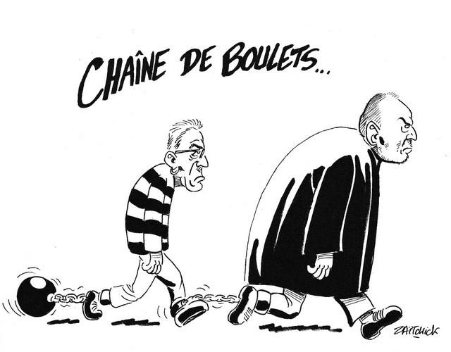 Chaîne boulets - Zaïtchick